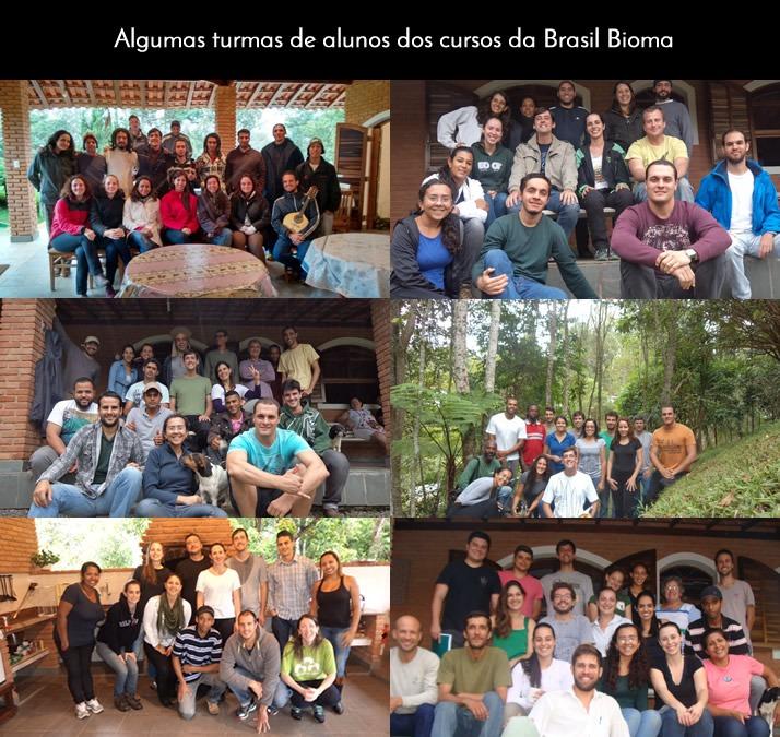 Alunos Brasil Bioma eFlora