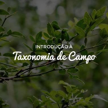 Introdução à Taxonomia de Campo