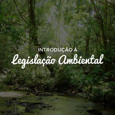 Curso de Legislação Ambiental