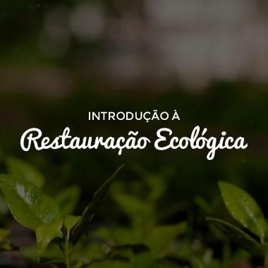 Curso de Restauração Ecológica